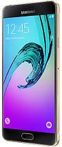 Мобильный телефон Samsung А710 2016 Gold , фото 3