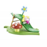 Игровой набор Маленькое королевство Бена и Холли ГОРКА ХОЛЛИ горка фигурка Холли 30974
