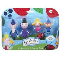 Набор фигурок В СКАЗОЧНОЙ СТРАНЕ 5 фигурок Ben&Holly's Little Kingdom 30973