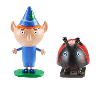 Набор фигурок Сказочные друзья Бен и Гастон Ben&Holly's Little Kingdom 30970
