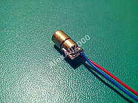 Лазерный диод модуль красный 3В 650 нм 5 мВт