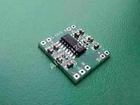 Аудио усилитель 2х3Вт цифровой, PAM8403