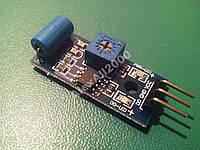 Датчик вибрации, наклона SW-420, Arduino