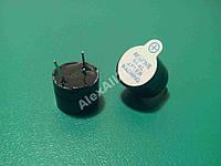 Пищалка бузер зуммер активный 5В 12х9.5 мм