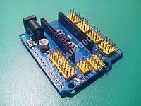 Плата расширения Arduino Nano I/O Shield, фото 1
