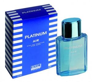 Вода туал. 'Royal Cosmetic' Platinum Air 100ml М