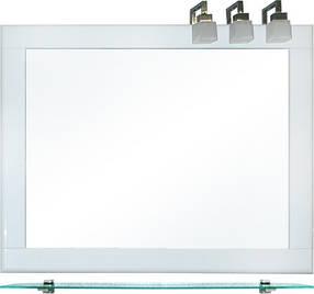 Зеркало Мойдодыр Сорренто 100х80