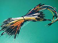 Набор проводов для макетных плат Aрдуино 65шт