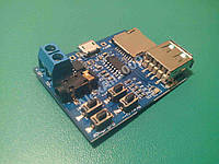 MP3 модуль декодер USB/SD