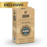 Кофе молотый Jurado Natural Organic Cоlombia, 100% арабика, 250 г