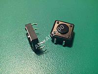 Кнопка тактовая DIP 12х12х4мм 4pin