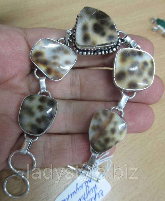 купить браслет украшения натуральный тигровый глаз оберег признание в любви подарок раковина