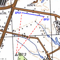 Знімальна геодезична мережа