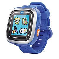 Vtech Умные часы для детей Смарт часы Фотоаппарат синий от 5 до 12 лет Kidizoom Smartwatch Plus Blue