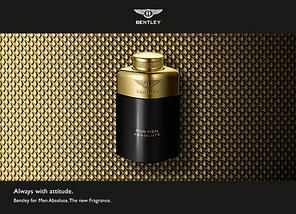 Bentley For Men Absolute парфюмированная вода 100 ml. (Бентли Фор Мен Абсолют), фото 3