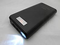 UKC Power Bank  Smart  30800mAh - портативное зарядное устройство, фонарь, вешняя батарея