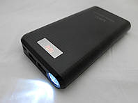 UKC Power Bank  Smart  30800mAh - портативное зарядное устройство, фонарь, вешняя батарея, фото 1
