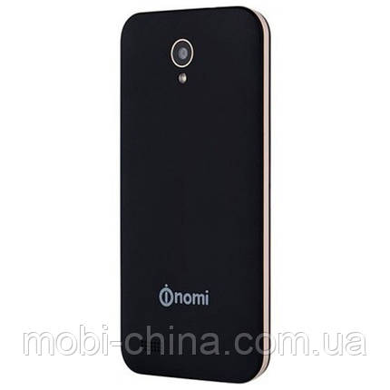 Смартфон Nomi i451 Twist  8Gb dual Black-Gold, фото 2