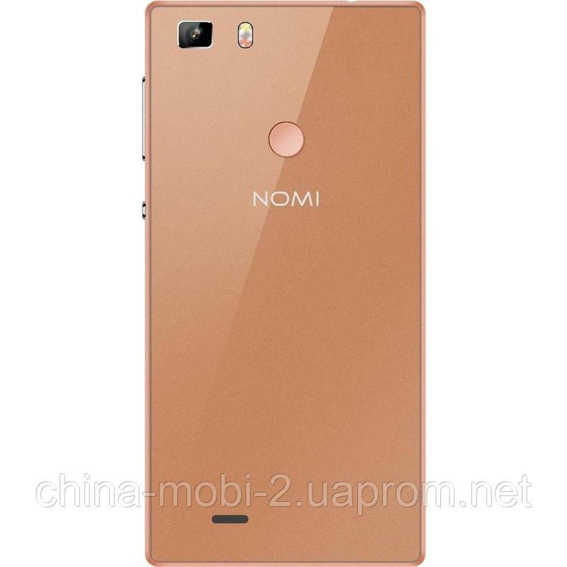 Смартфон Nomi i5031 EVO X1 16GB Bronze