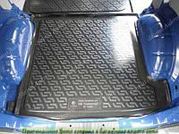 Коврик багажника Volkswagen T5 (Transporter, задняя часть) 2003—2015