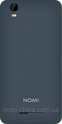Смартфон Nomi i5011 EVO M1 8GB Black-Grey ' ' ' ' ', фото 2