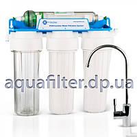 Четырехступенчатые системы очистки воды