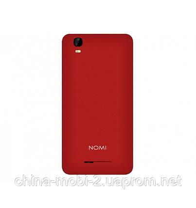 Смартфон Nomi i5011 EVO M1 8GB Dark-Red ' ' ' ' ', фото 2