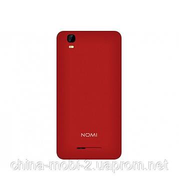 Смартфон Nomi i5011 EVO M1 8GB Dark-Red ', фото 2