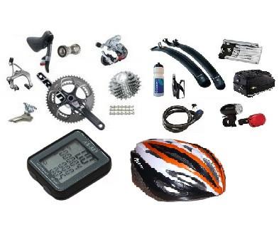 Велотовары і приладдя