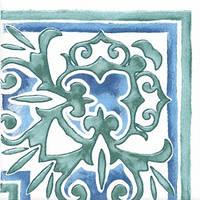 Декор Византия 1\4 9,9х9,9 см (A2257\1146T)