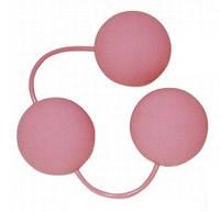 Вагинальные шарики VELVET прекрасный тренажер для интимных мышц!