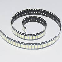 Светодиод 0,5Вт smd 5730 белый 6000К  50-55Lm, 150мА, 3,1-3,6В, фото 1
