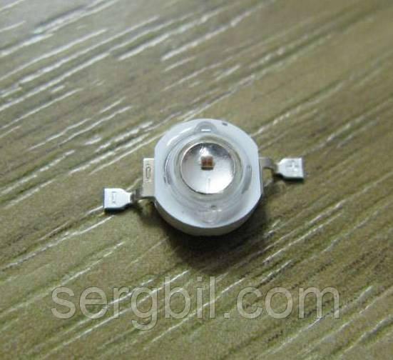 0,5Вт светодиод инфракрасный, 940нм, 1,3-1,6В, 150мА
