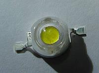 3Вт светодиод белый 2х24х48mil, 3000-3200К, 260-280лм Epistar Cu