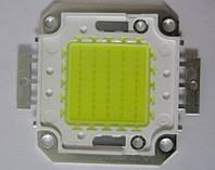 50Вт светодиод белый 24x48mil, 6000К, 4000лм, 36В, 1500мА, Cu