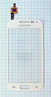 Тачскрин сенсорное стекло для Samsung i8160 Galaxy Ace 2 white