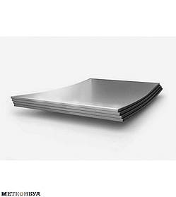 Лист титановый ВТ1-0 1х800х1500 мм