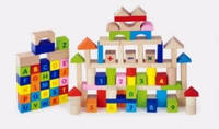 """Набор кубиков Viga Toys """"Алфавит и числа"""" (100 шт., 3 см)"""