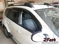 Ветровики-дефлекторы Renault Duster 2010-