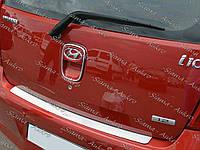 Накладка бампера Hyundai i10 I 2007-2013