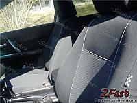 Модельные авто-чехлы Fiat Punto III FL 2011-н.в.