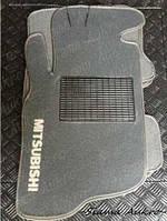 Ворсовые коврики Mitsubishi Pajero Wagon III 99-06