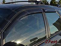 Ветровики-дефлекторы Lexus RX I 1997-2003