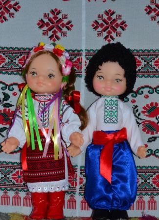 Куклы-украинцы