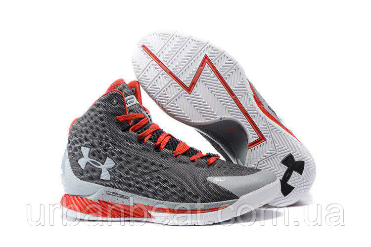 purchase cheap 00c50 6265c ... hot under armour curry one grey red urban beat 1e573 9f1e2
