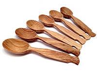 Ложки деревянные, дуб, 6шт, фото 1