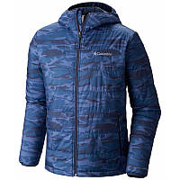 Мужская куртка Columbia SADDLE CHUTES™ HOODED JACKET синяя WO1144 452