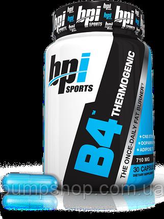 Жіросжігателя BPI B4 Sports -30 капсул, фото 2