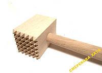 Молоток кухонний, дерев'янний, фото 1