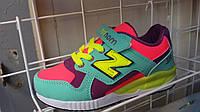 Яркие,стильные кроссовки на девочку для спорта и отдыха VIENTTO Tuti nom зеленый-малиновый-фиолетовый 33.34.35